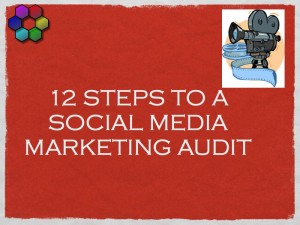 12 Steps to a Social Media Marketing Audit