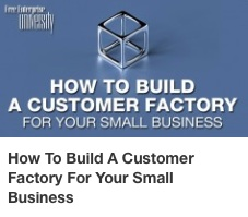 FF How to BUilding a Customer Factory