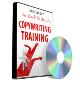 Free Copy Writing Training