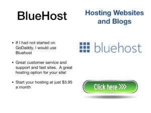 Bluehost Domain Registration and Hosting