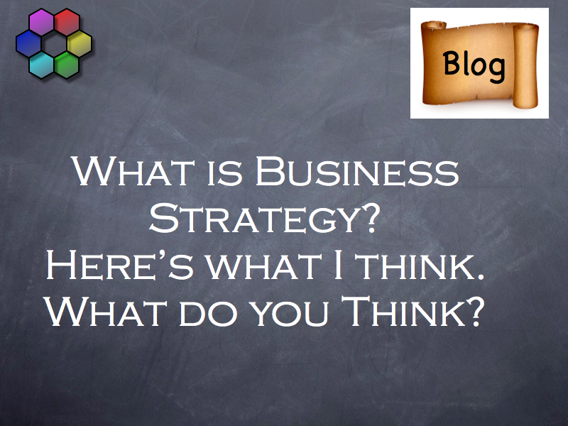 what is business strategy