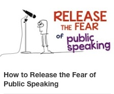 AF How to release the fear of Public Speaking