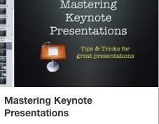 CD Mastering Keynote Presentations