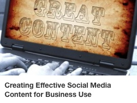 CW Creating Effective Social Media Content
