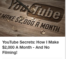 AH YT Secrets How I make $2000 a month