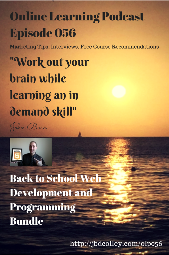 Online Learning Podcast Episode 056