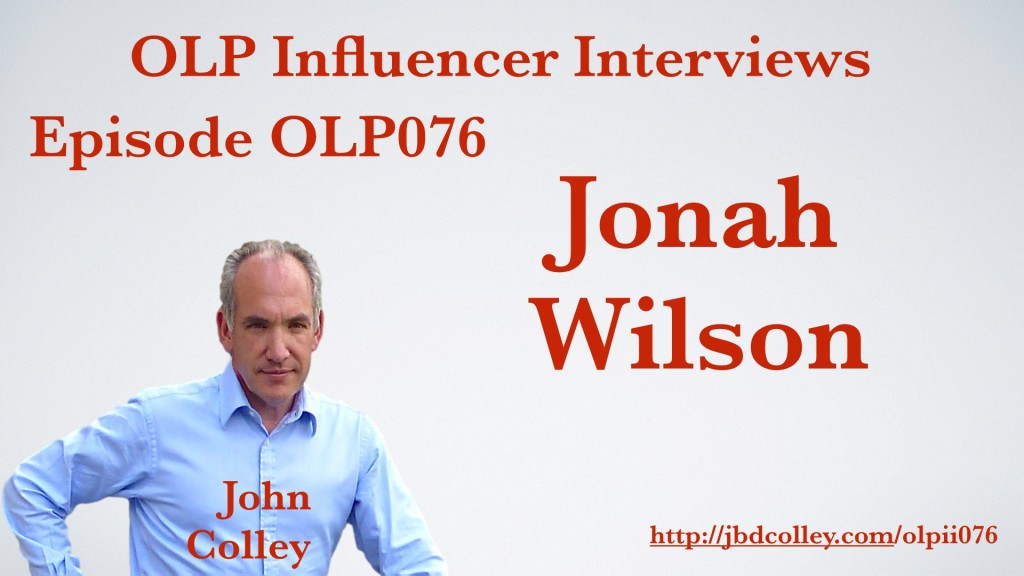 OLP Influencer Interviews 10.001