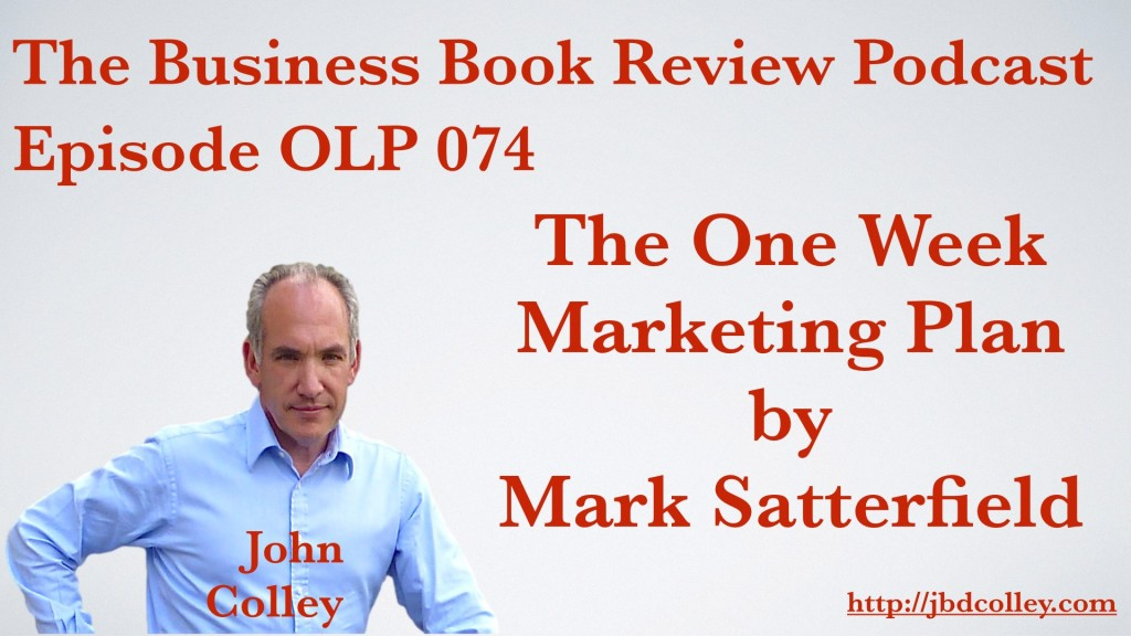 OLP Monday Book Review 3.001