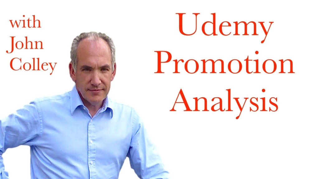 Udemy Promotions: Do You Know How to Make Them Work For You?