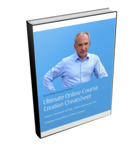 Six Minute Strategist Ultimate Online Course Creation Cheatsheet